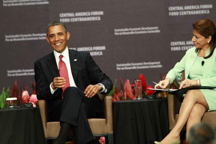 Costo energético capturó agenda con Obama