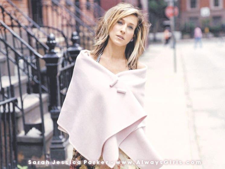 Sarah Jessica Parker compra ropa de segunda mano