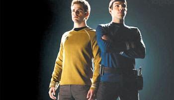 J.J. Abrams guía de nuevo al Enterprise
