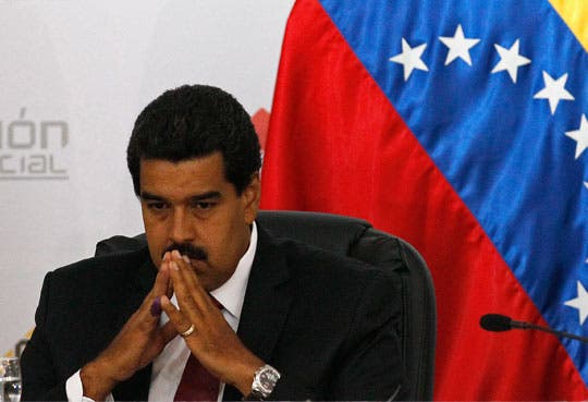 Maduro acusa a Obama por violencia en Venezuela