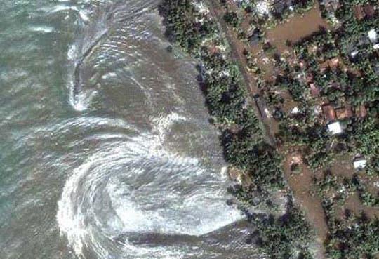 Pacífico pone a prueba sistema de alerta de maremotos