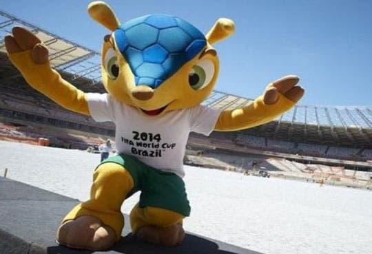 Brasil recibirá 600 mil turistas en el Mundial