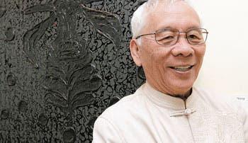 Isidro Con Wong exhibirá obras en grande