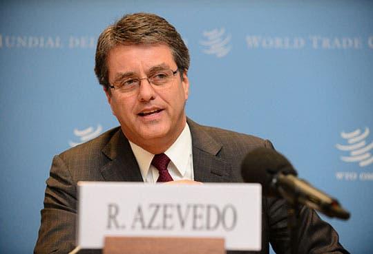 Brasileño Roberto Azevêdo será el nuevo director de la OMC