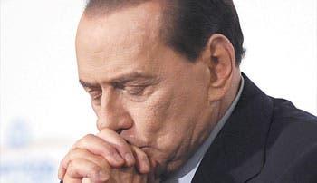 Condenan a cuatro años de cárcel a Berlusconi