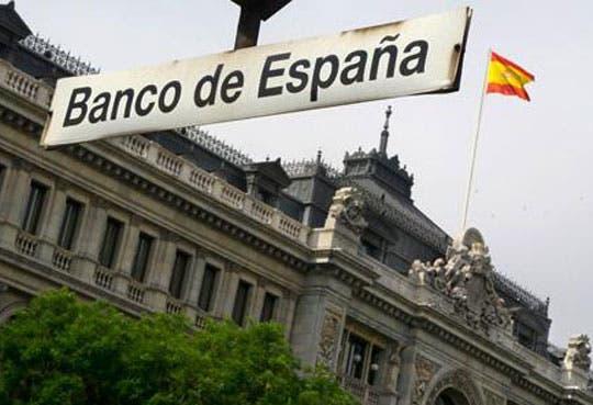 Banco de España afirma que país no necesita rescate