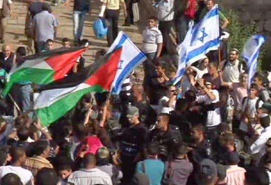UE alerta ante tensión entre israelíes y palestinos