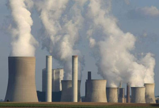 CO2 en la atmósfera supera récord histórico