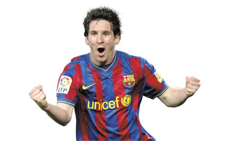 Hollywood prepara película sobre Messi