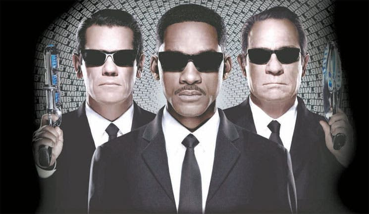"Sony Pictures prepara cuarta parte de ""Men in Black"""