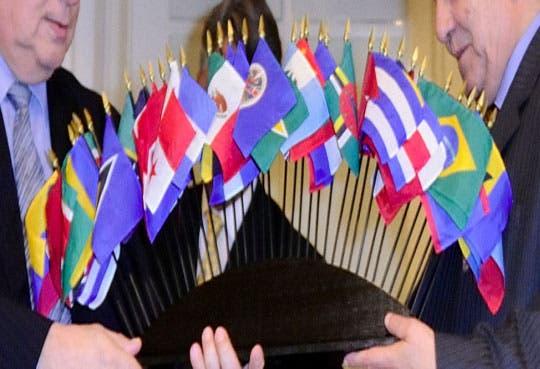 Cancilleres confirman asistencia a asamblea de OEA