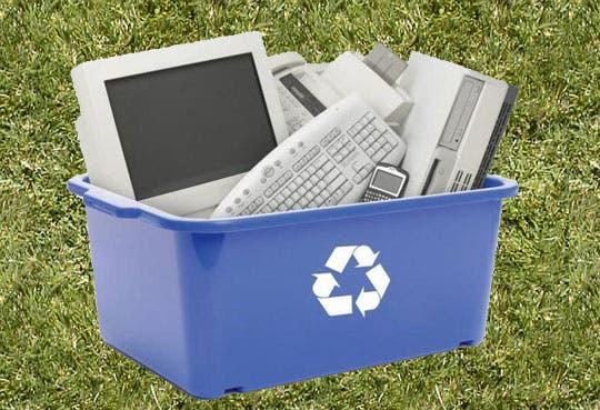 Día de reciclaje en el TEC