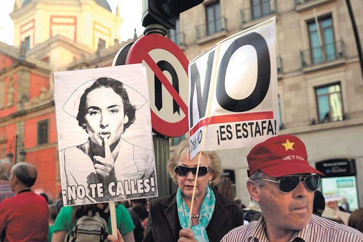 España inhibida de reubicar familias