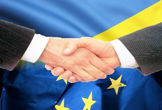 UE avanza hacia acuerdo de asociación con Ucrania