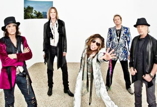 Aerosmith tocará en el país