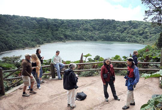 """Costa Rica exhibe en Roma su """"pura vida"""""""