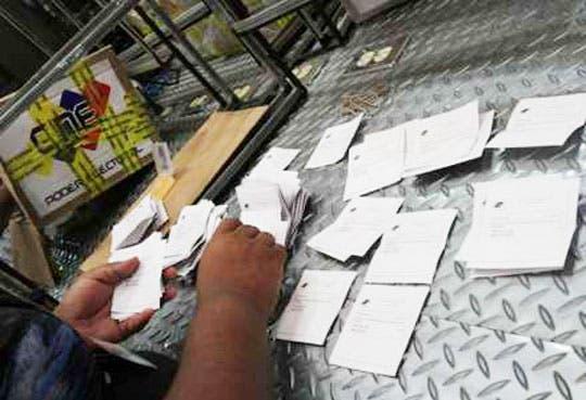 """Auditoría a elecciones venezolanas arroja """"cero error"""""""
