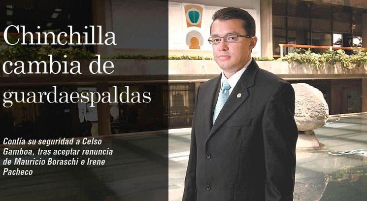 Chinchilla renueva su círculo de seguridad