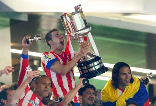 Atlético de Madrid, campeón de Copa del Rey