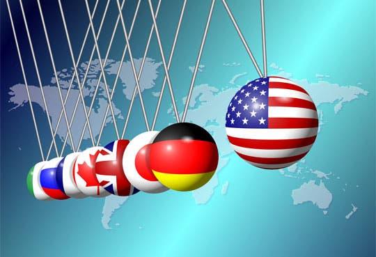 Una muralla metálica aislará al G8