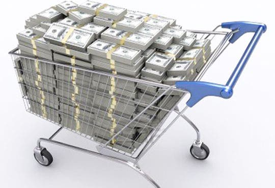 Central reactiva compra de dólares