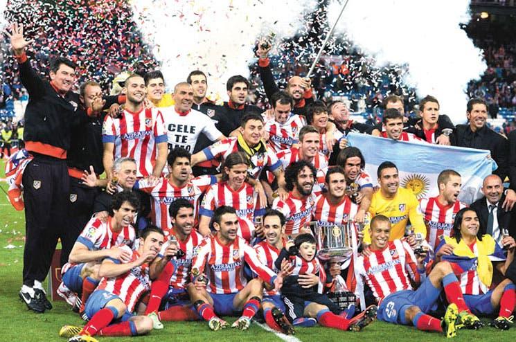Madrid tiene dueño