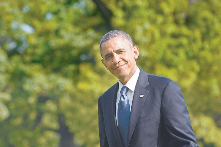 Escándalos no afectan a Obama