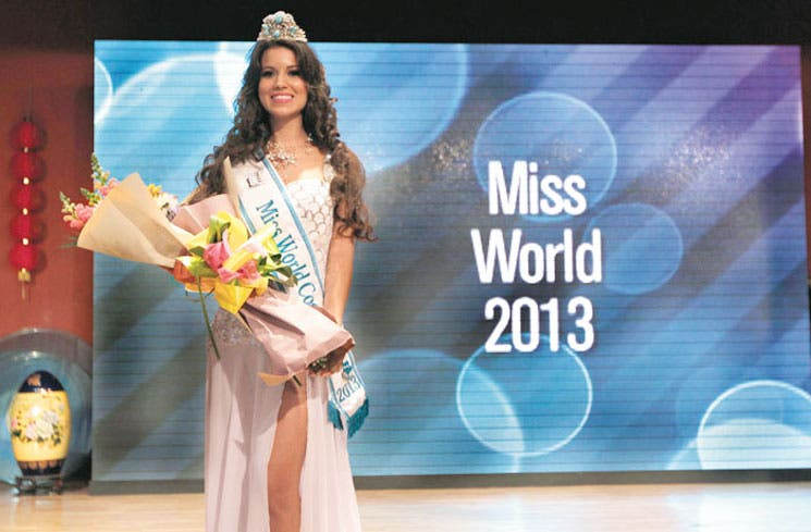 Miss Mundo tiene candidata
