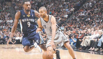 Spurs doma a Grizzlies