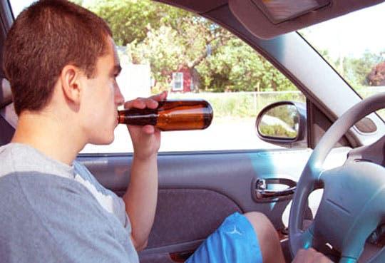 Dispositivo contra ebriedad al volante
