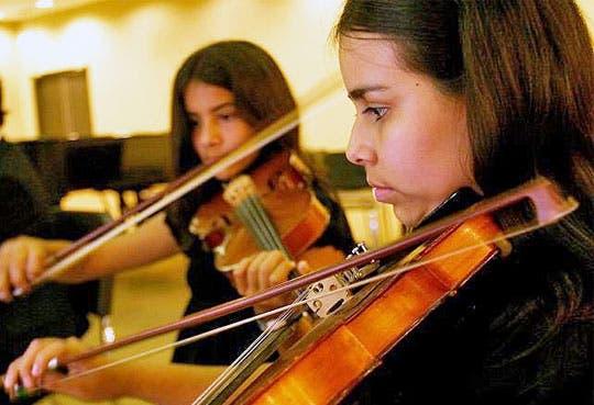 Orquesta de Nicoya en Teatro