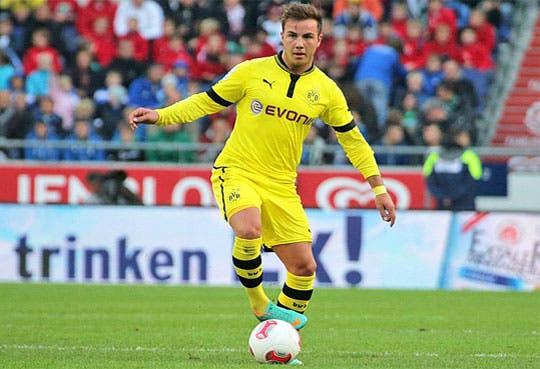 El Dortmund pierde a Götze para la final