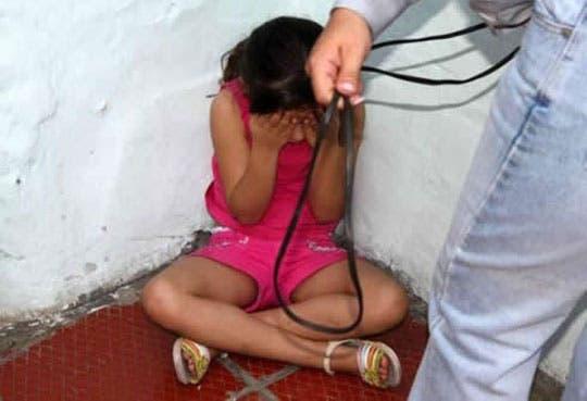 Tramitan amparo por maltrato infantil