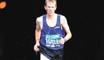 Ryan Hall, el hombre a vencer