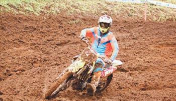 Motocross de lujo