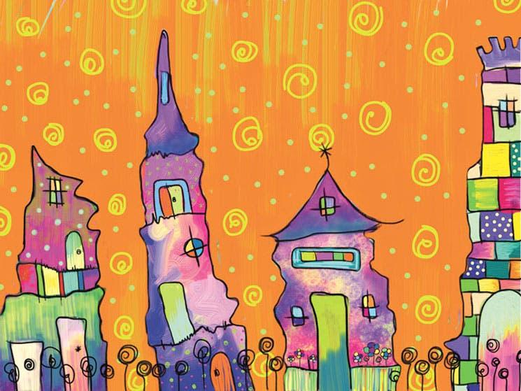 Arte vestirá de color Plaza del Sol