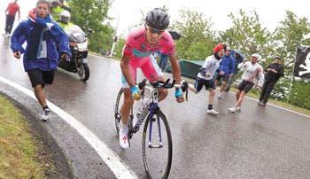 Nibali sentencia el Giro