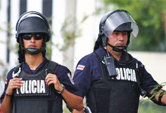 Allanan casa de Fonseca y colombiano