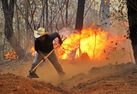 SINAC denuncia a ciudadano por incendio