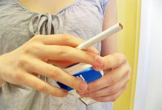 Neumonía es más probable en fumadores