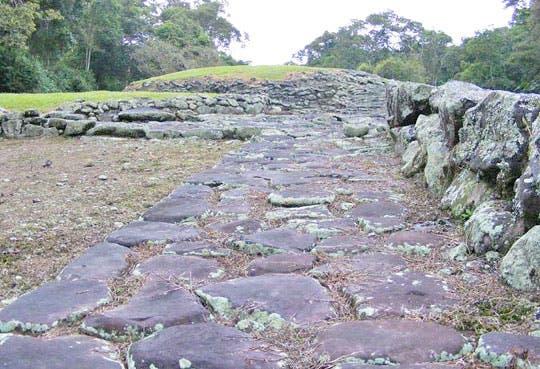 Inicia restauración en Guayabo