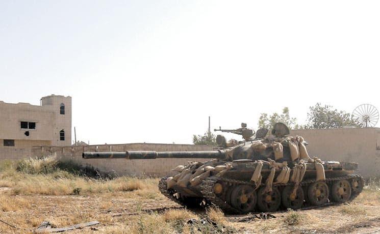 Europa levanta embargo de armas a Siria