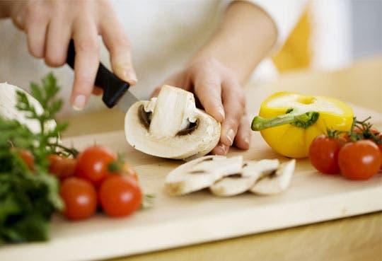 Manipulación de alimentos en deficiencia