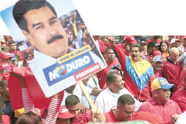 Maduro: hay una conspiración contra chavismo