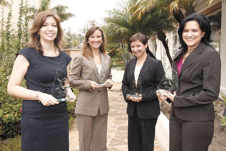 Factor femenino en el liderazgo