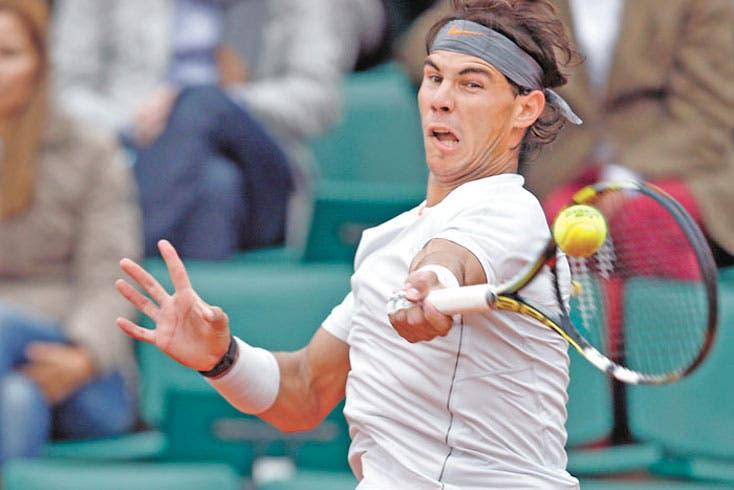 Federer avanza, Nadal lo sigue