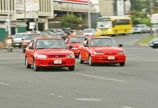 Prorroga para cambio de taxis