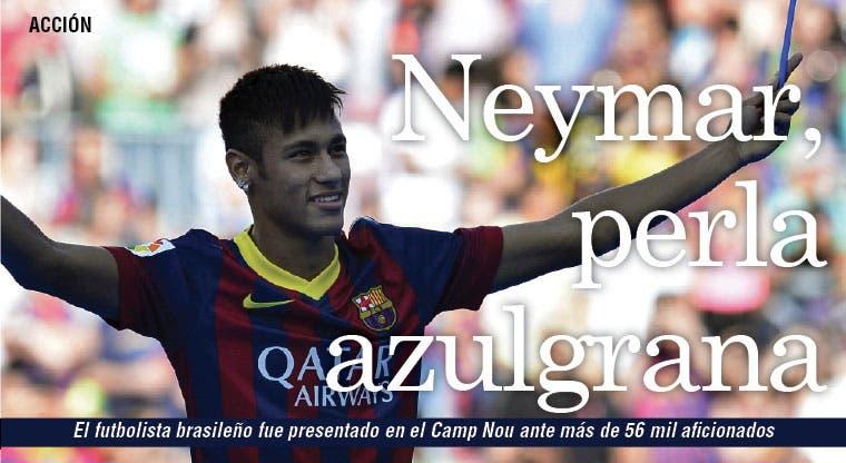 El día de Neymar