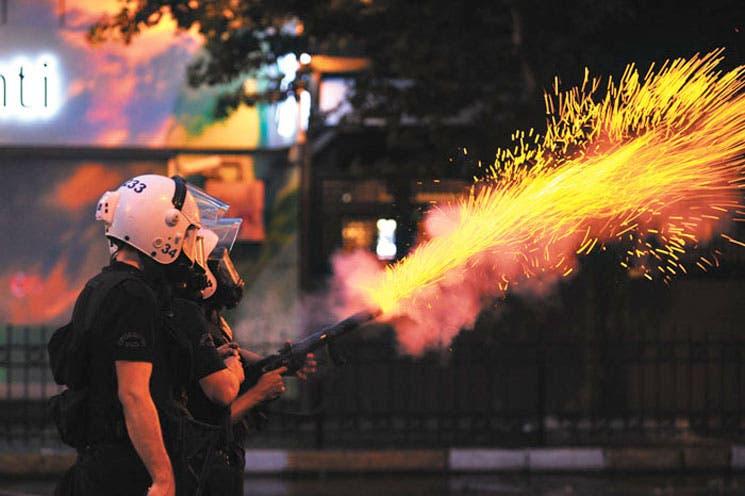 Continúa violencia en Turquía