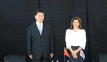 Bolsillos llenos tras visita de Xi Jinping